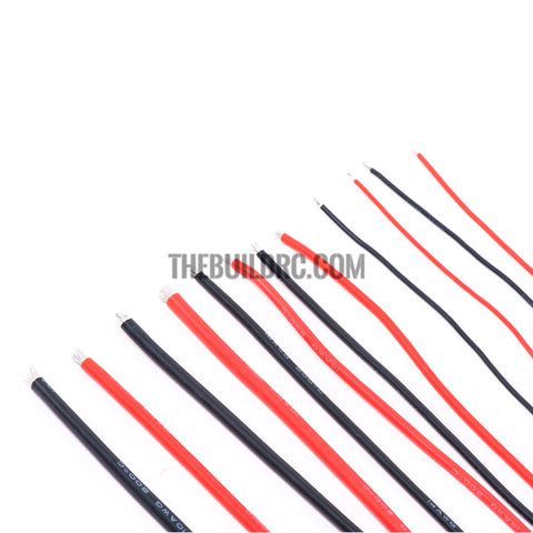 12AWG Silicone Wire Cable