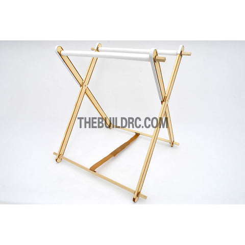 RC Sailing Boat / Yacht Timber Wooden Stand
