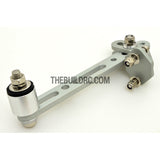 120mm RC Boat Aluminum Exhaust Pipe Bracket  (Reinforced Version)
