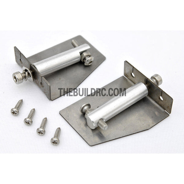 16mm*44mm Stainless Steel RC Boat Water Stabilizer Trim Tabs