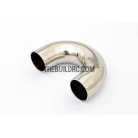 RC Boat ??16mm x 53mm Stainless Steel GP21-25 U-Pipe Tube Manifold