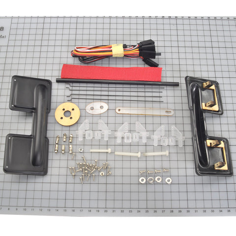 Accessory pack for Raptor-Glider 2000
