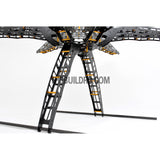 RC EP 830mm AirHook FRP Hexacopter