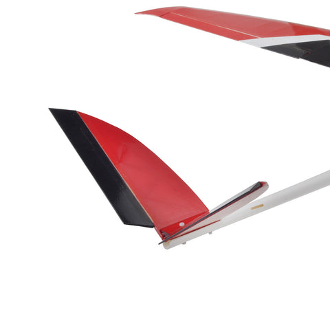 Tail wing for Passer - Red / Black