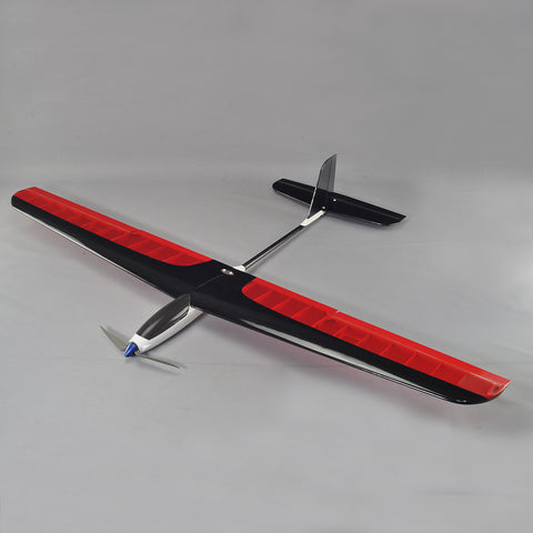 4Ch RC EP 1.4M Blue Wing Advance T-Tail Aerobatic Thermal Sailplane Glider ARF