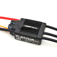 HobbyWing Platinum V3 50A Programmable ESC for RC Plane Glider Helicopter (30204050001)