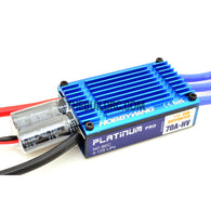 HobbyWing Platinum Pro - 70A-HV Programmable ESC for R/c Plane Glider Helicopter (80030030)