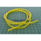 ??3x??5mm Semi Soft PVC Rubber RC Boat Water Inner Tube (1 Meter) - Yellow