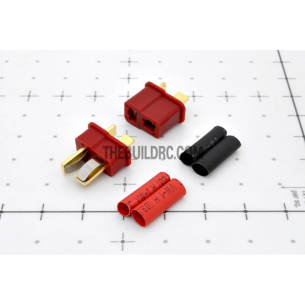 (HH Product) Deans Type Ultra T Plug Battery Connector x 10 Pairs
