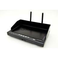 "5.8Ghz 8Ch Diversity 7"" 800 x 480 LED Screen with built-in Receiver Monitor For RC R/c FPV"