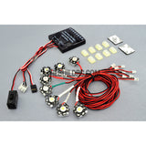 GT Power High power 3W Flight Simulated And Flashing Light System