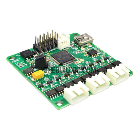 EvvGC 3/2axis MOS Open Source Brushless Gimbal Controller with GY521 Gyro