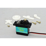 Eurgle 16g???2.4kg.cm 260 degree 0.10sec/60?? All Metal Gear High Torque Digital Servo