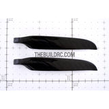 "11 X 6"" Carbon Fiber RC EP Plane Folding Propeller"