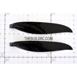 "12 X 6.5"" Carbon Fiber RC EP Plane Folding Propeller"