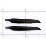 "13 X 7"" Carbon Fiber RC EP Plane Folding Propeller"