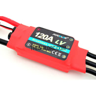 FlyColor 120A 2-6S SBEC:5.5V/4A Brushless Motor Programmable ESC for RC Plane / Glider / Helicopter