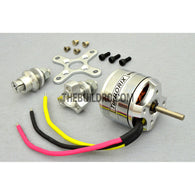 [Discotinue] Turborix RC Plane / 450 Helicopter 3200kv (rpm/v) D2830 Outrunner BL Brushless Motor