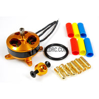 Turborix RC 270-340g Plane Indoor Flyer Plane 1500kv (rpm/v) D2203 Outrunner BL Brushless Motor
