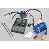 13T/35A ESC Brushless System for 1/10/1:12 R/C Car