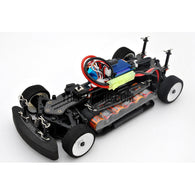 1/18 RC EP XR 4WD On-Road Belt Drive Racing Car Carbon Fiber Chassis