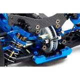 1/10 RC EP TMY 4WD On-Road Belt Drive Racing Car Carbon Fiber Chassis