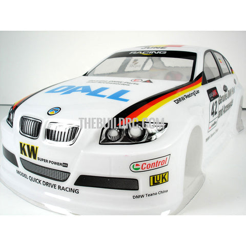 1 10 Bmw 320si Analog Painted Rc Car Body Littohot