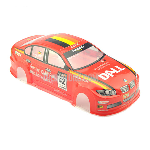 1/10 BMW 320si Analog Painted RC Car Body