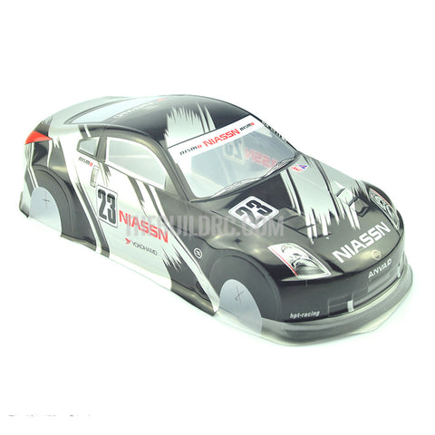 1/10 Nissan Fairlady Analog Painted RC Car Body