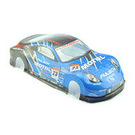 1/10 Nissan Fairlady 350Z Analog Painted RC Car Body