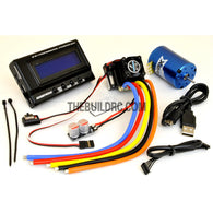 RC Car 1/10 1/12 5.5T 6000kv 120A Brushless Motor Sensorless Power System