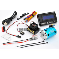 RC Car 1/10 1/12 10.5T 6000kv 120A BL Motor Sensorless Power System