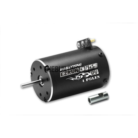 HobbyWing EZRUN 3656 3400kv Sensorless Brushless Motor for 1/10 RC SCT Truggy Monster Car