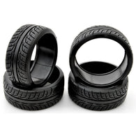 1/10 RC Car POTENZA RE-01R T-DRIFT 26mm DRIFT Tyres / Tires (4pcs)