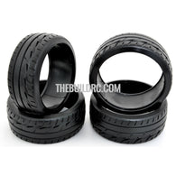 1/10 RC Car LP29 T-DRIFT BRIDGESTONE POTENZA RE-11 DRIFT Tires (4pcs)