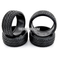 1/10 RC Car LP29 T-DRIFT DUNLOP LE MANS LM703 DRIFT Tires (4pcs)