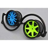 1/10 RC Car Wheel Spoke Set (Black)