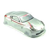 1/10 Nissan Fairlady Analog Painted RC Car Body With Rear Spoiler
