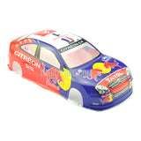 1/10 Citroen C4 Analog Painted RC Car Body with Rear Spoiler