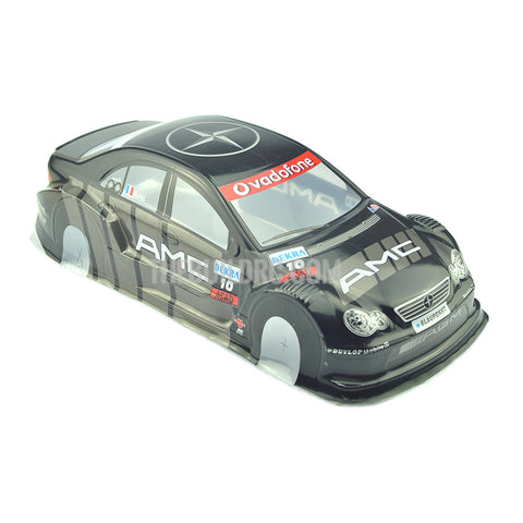 1/10 AMC Painted RC Car Body With Rear Spoiler