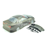 1/10 Nissan GTR Analog Painted RC Car Body With Rear Spoiler