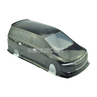 1/10 Toyota Alphard Analog Painted RC Car Body