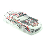 1/10 Mazda RX7 Analog Painted RC Car Body