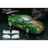 1/10 Aston Martin DBR9 PC Transparent 190mm RC Car Body