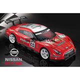 1/10 Nissan GT-R (R35) PC Transparent 190mm RC Car Body