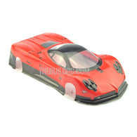 1/10 PAGANI ZONDA F Analog Painted PVC RC Car Body