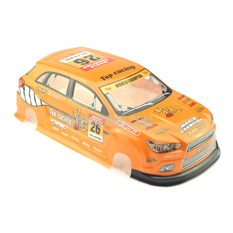1/10 MITSUBISHI ASX PVC Analog Painted RC Car Body