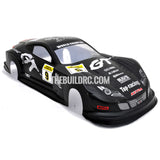 1/10 HONDA SHV-010-GT PVC Analog Painted RC Car Body