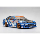1/10 NISSAN DR86 200 SX PC Transparent 195mm RC Car Body