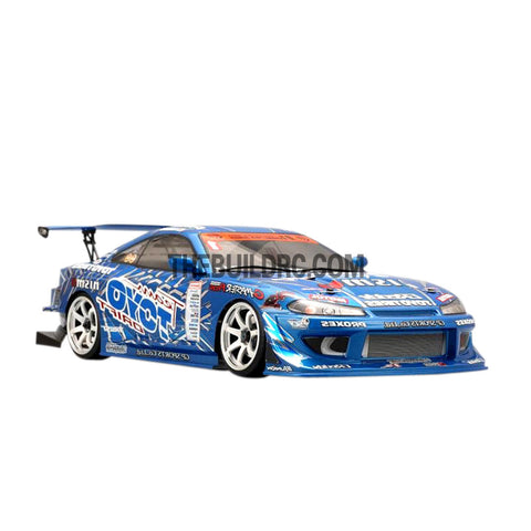 1/10 NISSAN TY15 Silvia S15 PC Transparent 190mm RC Car Body